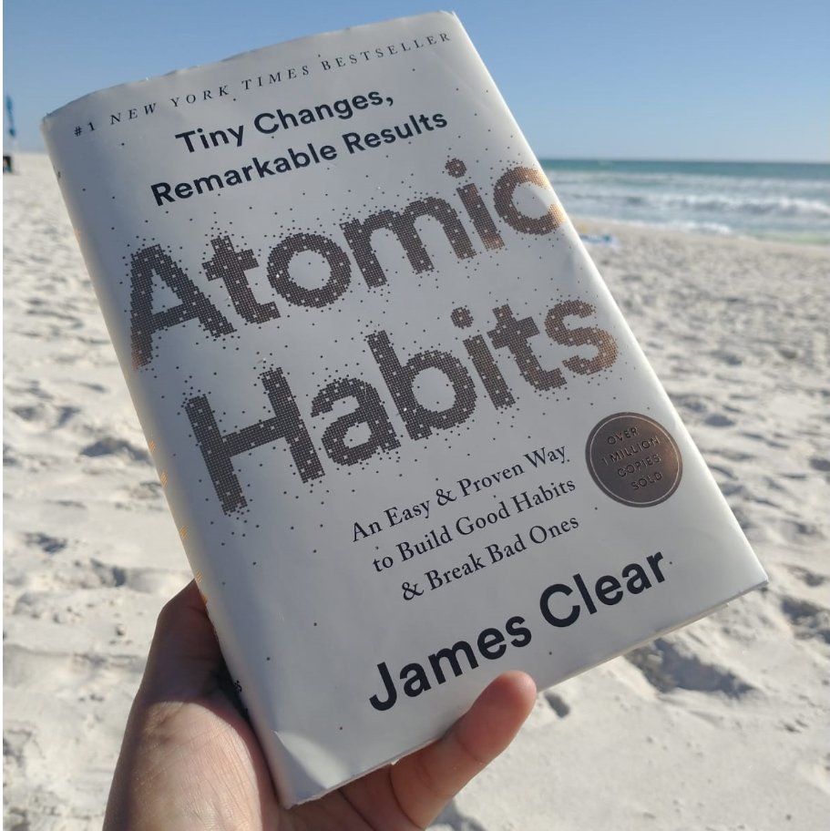 Book Log Entry 8: Atomic Habits by James Clear